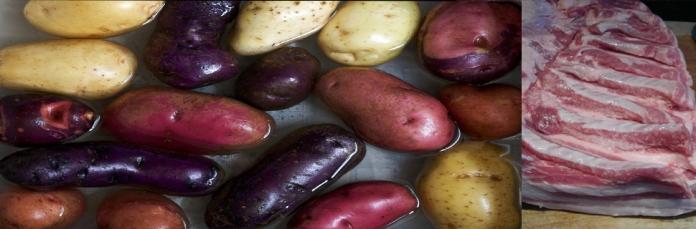 splash fläsk potatis